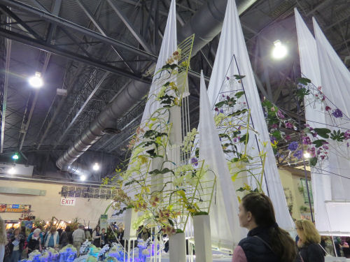 Philadelphia Flower Show 2020- Mare Nostrum The Sail