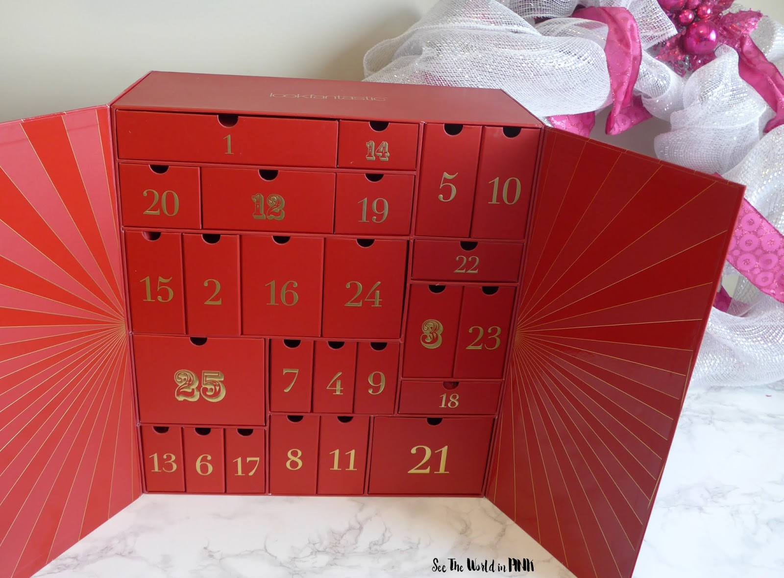 look fantastic advent calendar