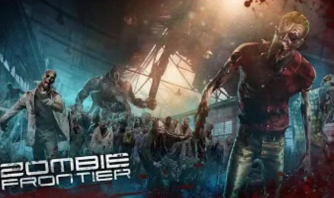 Game Ringan untuk HP Kentang - Zombie Frontier