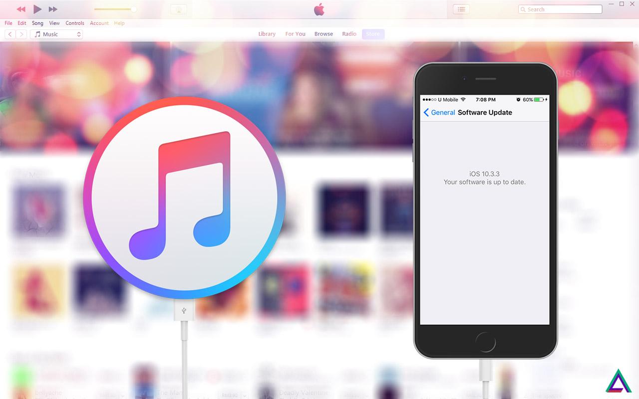 Bagaimana Downgrade iOS 11 ke iOS 10.3.3 Menggunakan iTunes