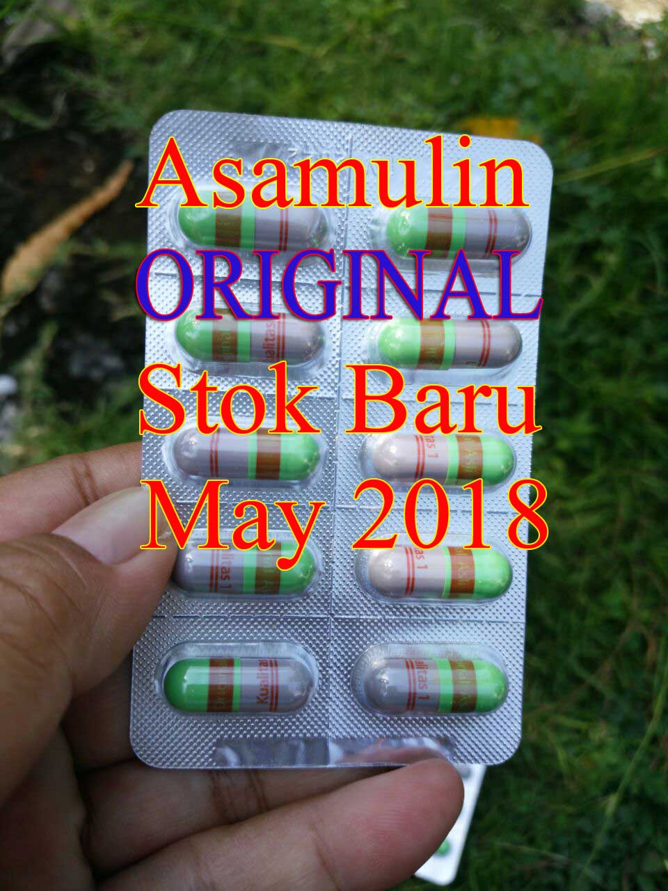 Harga Asamulin 081803282075 Herbal Original Jamu Zam Obat Asam Urat Pegal Linu Dan Encok Kapsul Ampuh