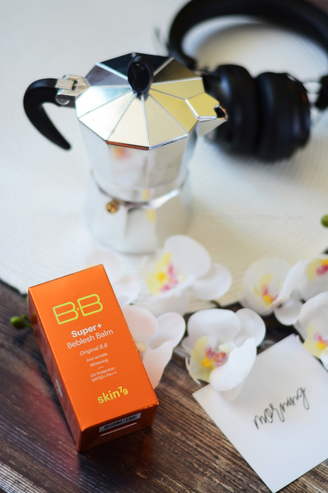 SKIN79 SUPER+ BEBLESH BALM SPF 50+ PA+++ORANGE