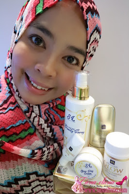 Wajah Flawless & Glowing Dengan Simply Lynn