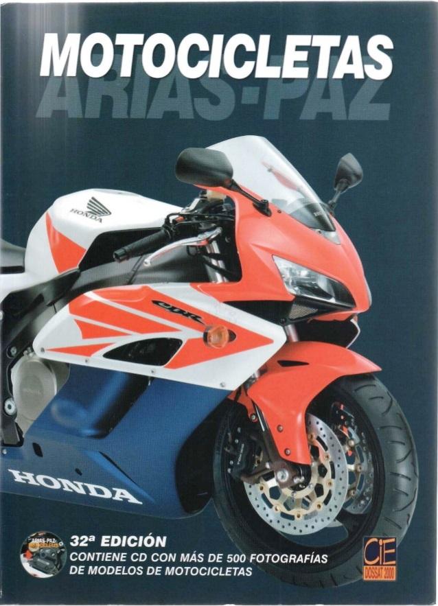 Mecánica de motocicletas, 32va Edición – M. Arias Paz