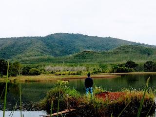 Danau Sari Ambun, Bati-Bati