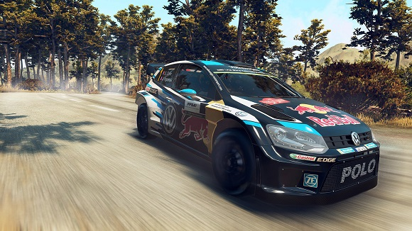 all the drivers and all the official rallies of the  WRC 5 FIA World Rally Championship-RELOADED