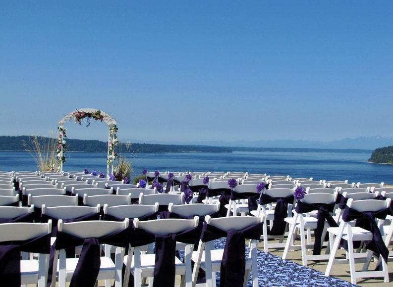 Chambers Bay Golf Course Wedding Venue