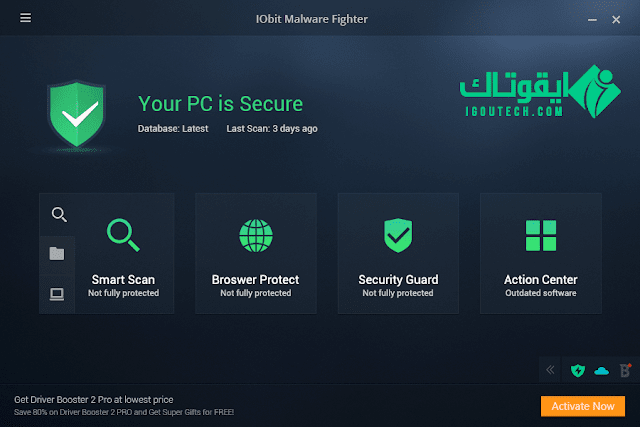 IObit Malware Fighter Pro 6.3 IGOUTECH