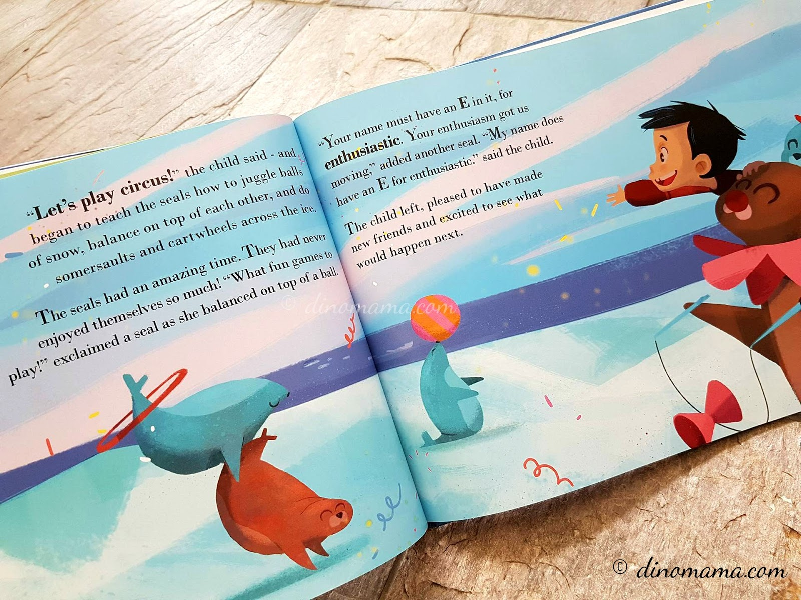The Magic of My Name - Personalised Children's Book ~ We are