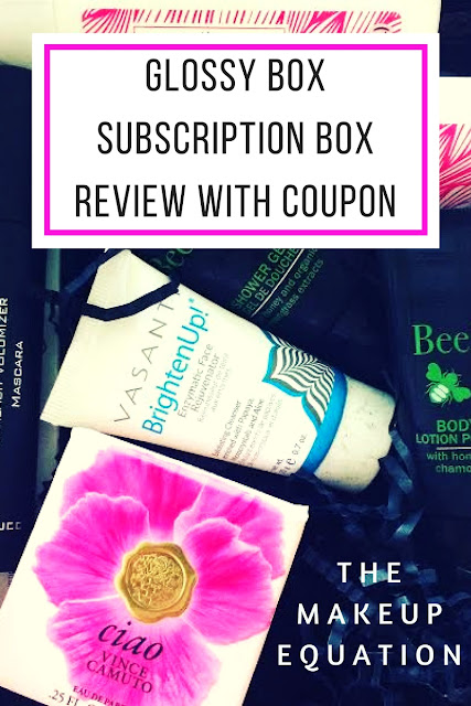 GlossyBox Subscription Box Review April 2017 With Coupons Inside