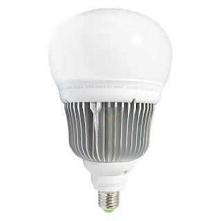 50W E27 LED球泡燈,LED燈泡