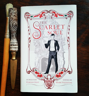 The Scarlet Soul: Stories For Dorian Gray, Mark Valentine, Swan River Press