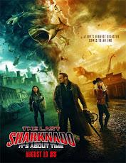 pelicula El último Sharknado: Ya era hora