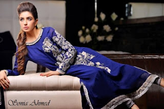 Sonia Ahmed Summer girls collection 2013