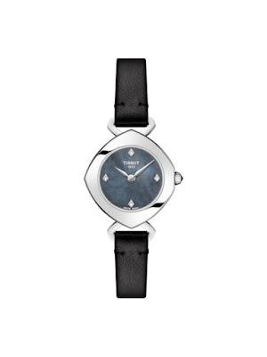 Ceas dama original cu curea din piele Tissot T1131091612600