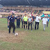Bupati Wardan Buka Open Turnamen Sepak Bola KNPI Inhil Cup 2016