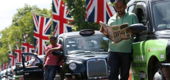 Мозг лондонских таксистов более развит, чем мозг других англичан