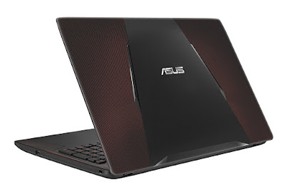 ASUS ROG ZX553VD GAMING DRIVERS WINDOWS 10