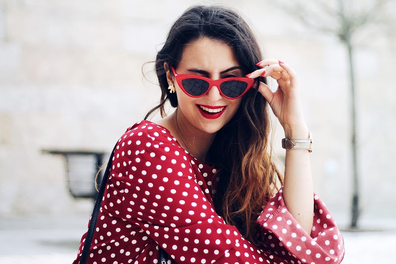 Outfits   Swallows and polka dots!   My Fashion Insider   Bloglovin  5a4cecb739