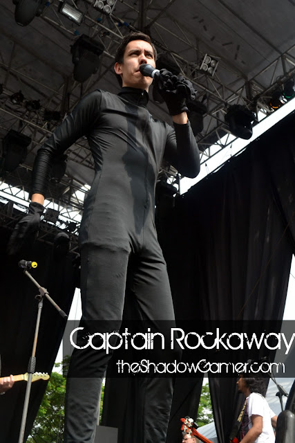 Ryan, also know as Captain Rockaway at Rockaway Festival 2011