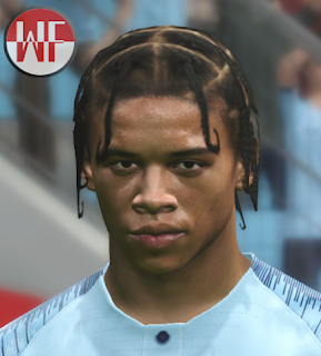 PES 2017 Faces Leroy Sane by WER Facemaker