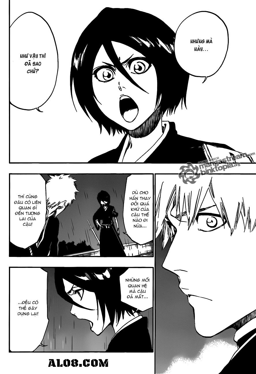 Bleach chapter 460 trang 5