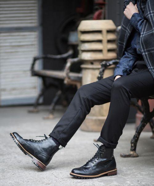 Botas Masculinas Modelos que estão em Alta 2018