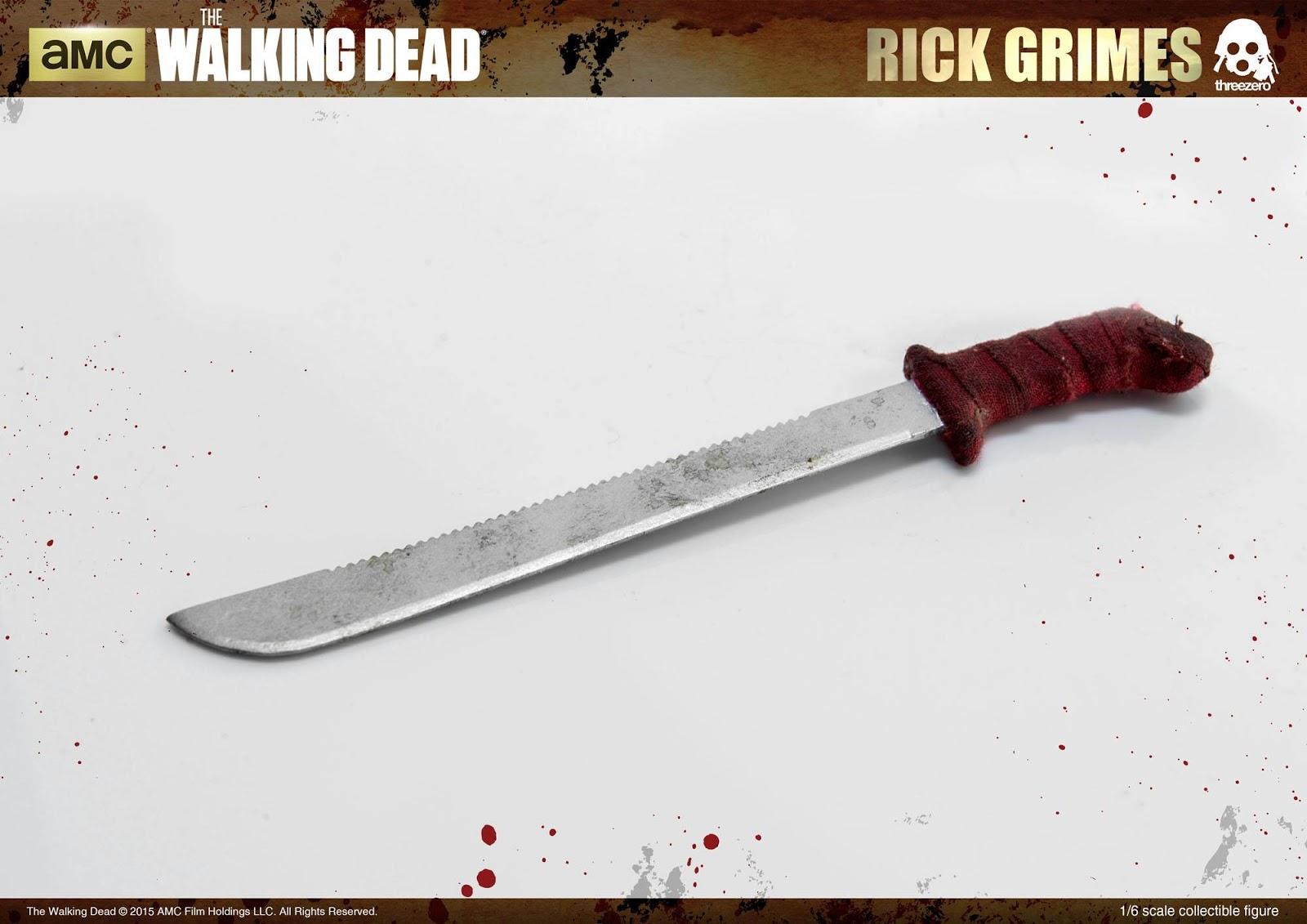 Toyhaven Preview Threezero The Walking Dead 1 6th Scale