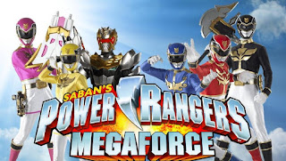 Power Rangers Megaforce Episode 01-22 [END] MP4 Subtitle Indonesia