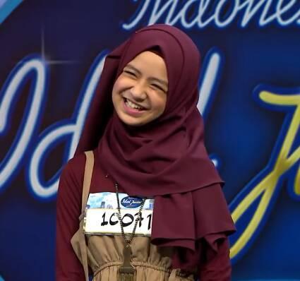Cantiknya Nashwa Zahira Bikin Klepek-klepek, Netizen Cowok: 1 Loli Sama Dengan 10 Polisi