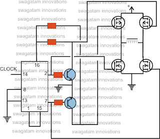 Making the Correct H-Bridge Circuit Configuration for