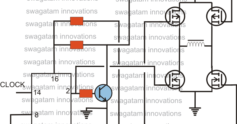 Making the Correct H-Bridge Circuit Configuration for
