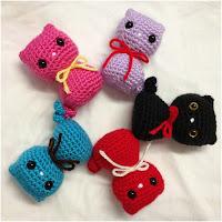 http://amigurumislandia.blogspot.com.ar/2018/12/amigurumi-gatitos-dds-crochet.html