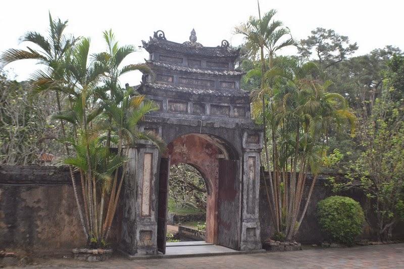 Hué, Unesco, tombeaux, vietnam