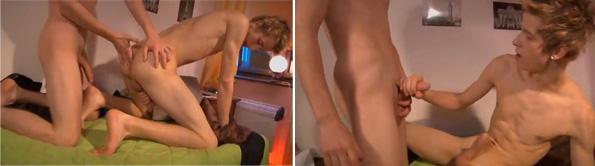 Garotões novinho em sexo gay bareback