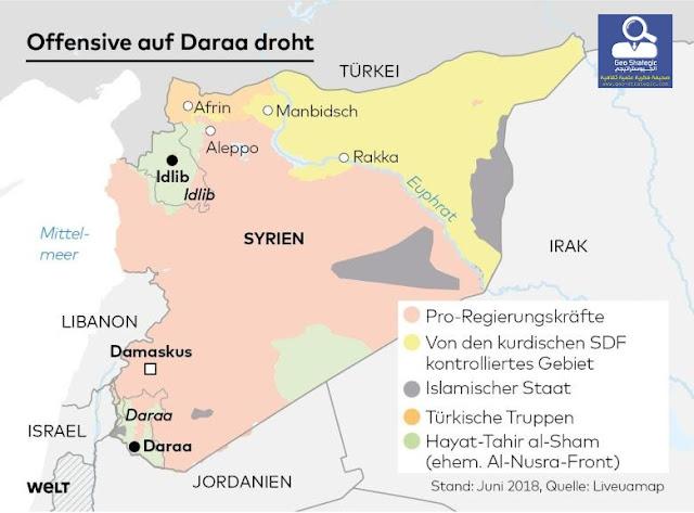هل يهاجم الأسد الأكراد الآن؟