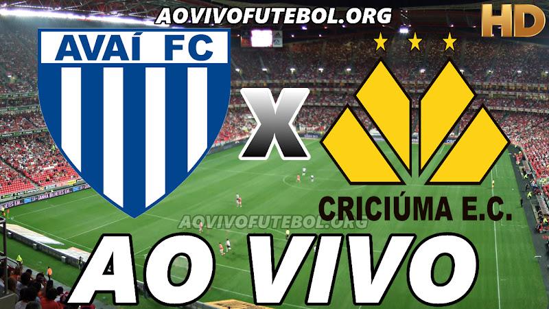 Assistir Avaí vs Criciúma Ao Vivo HD