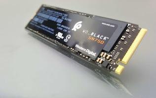 Đánh giá ổ SSD Western Digital Black SN750: Lựa chọn đáng cân nhắc cho game thủ