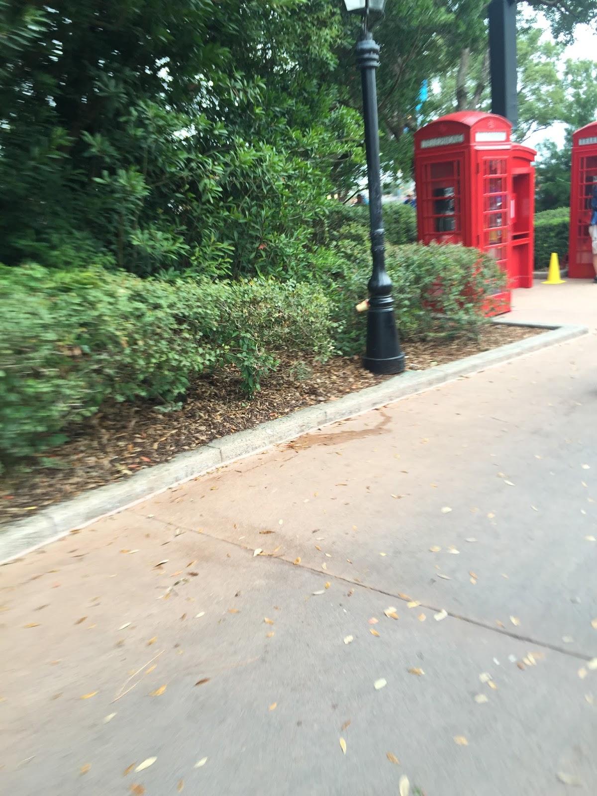 Dopey Challenge Mickey Marathon 2016 Epcot Studios London