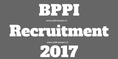 Recruitment of Marketing Officers in BPPI
