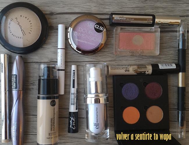 Que maquillaje comprar en Primark