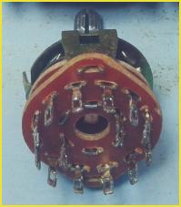 Gambar dan Keterangan tentang Rotary Switch/ Saklar Putar