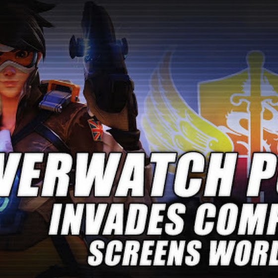 Overwatch Porn ★ Invades Computer Screens Worldwide, WTF!!!