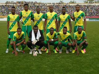 Étoile du Congo contre Manga Sports, Ligue des Champions CAF