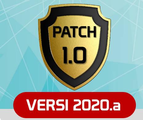 Aplikasi Dapodik versi 2020.a Patch 1