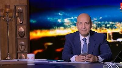 عمرو أديب, محمد صلاح,