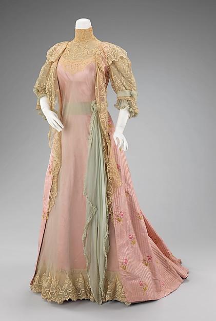 1900 Kleider Etikette Und Mode Gaiety Girl