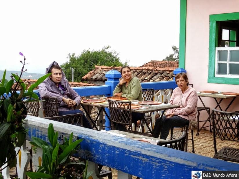 Restaurante Pimenta Rosa - Lavras Novas MG