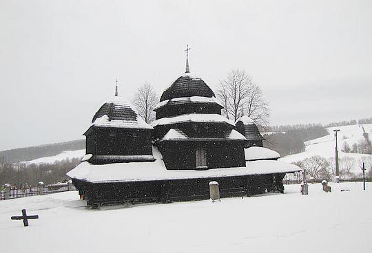 Cerkiew pw. Pokrow Przeświętej Bogarodzicy w Równi.