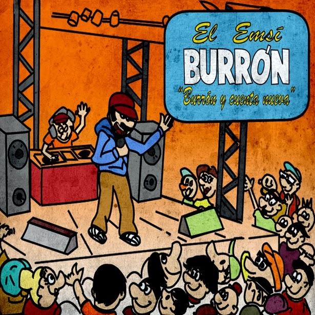 Elemsiburrón - Burrón & Cuenta Nueva (2009)